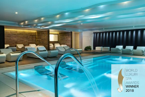 La Spa di Almar Jesolo Resort & Spa, il cinque stelle gestito da H.n.h. Hotels and Resorts, riceve il premio di 'Miglior Luxury Wellness Spa del Mondo 2018'