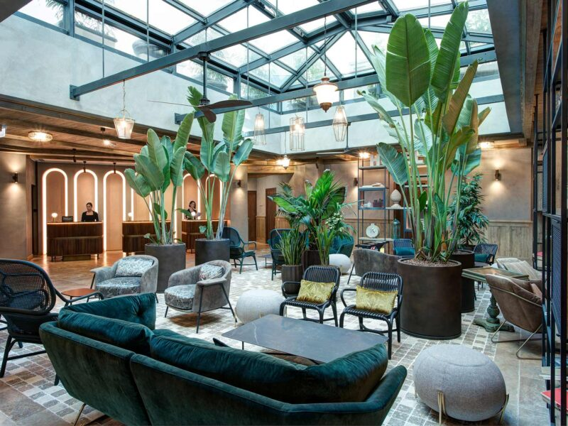 DoubleTree by Hilton Rome Monti - HNH Hospitality