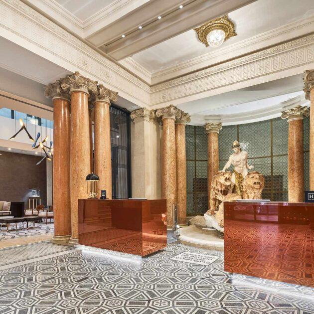 DoubleTree by Hilton Trieste - HNH Hospitality
