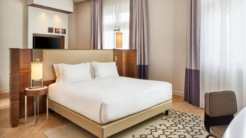 HNH Hospitality apre oggi il DoubleTree by Hilton Trieste in Piazza della Repubblica